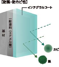 防藻・防カビ
