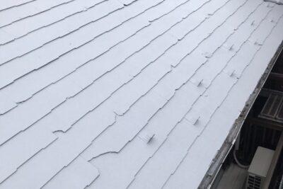 東京都大田区 S様邸 屋根塗装 下塗り~上塗り 日本ペイント ファインパーフェクトベスト (5)
