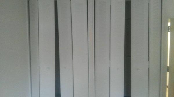 東京都荒川区 マンション 内装工事 巾木、ドア塗装 完工 (5)