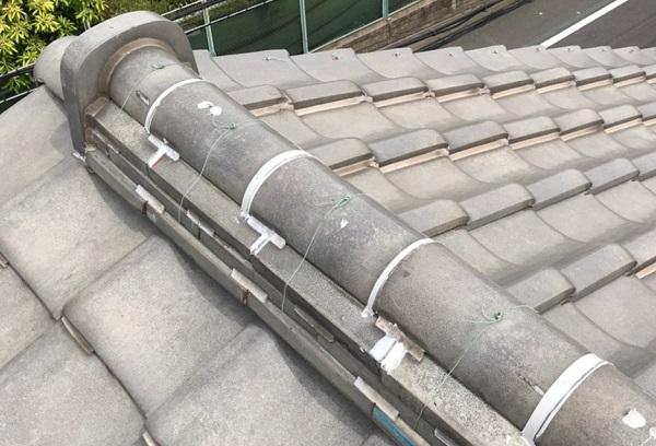 東京都葛飾区 K様邸 雨漏り補修工事 屋根からの雨漏り シーリングによる補修 (9)
