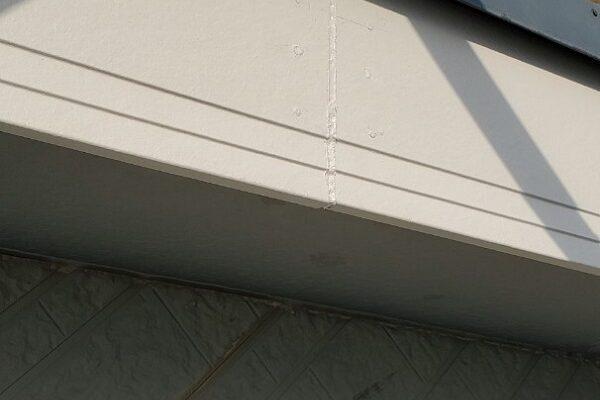 東京都墨田区 E様邸 雨漏り補修工事 雨漏りのサイン 施工前の状態 (4)