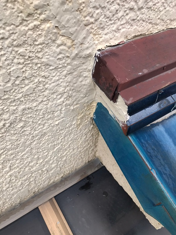 東京都葛飾区 O様邸 雨漏り補修工事 外壁クラック シーリング補修 (34)