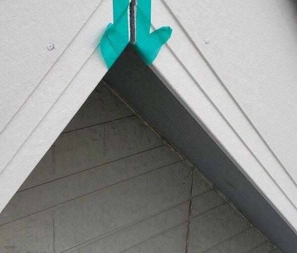 東京都墨田区 E様邸 雨漏り補修工事 雨漏りのサイン 施工前の状態 (12)
