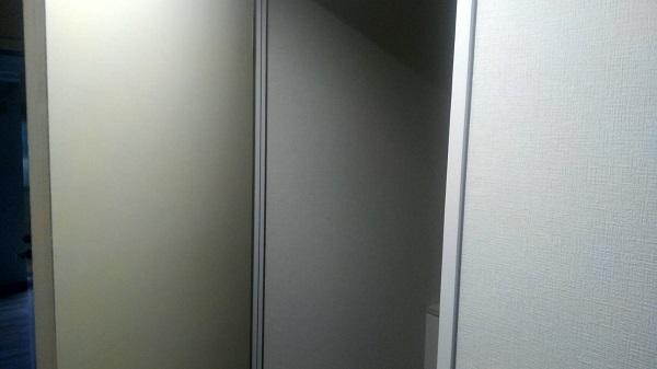 東京都荒川区 マンション 内装工事 巾木、ドア塗装 完工 (7)
